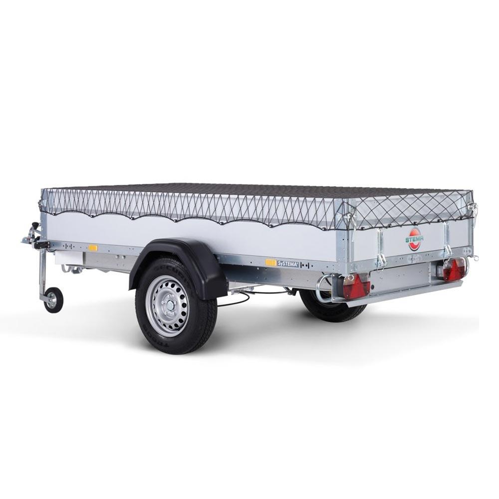 Avto prikolica SySTEMA nizki nakladalnik 750 kg 03