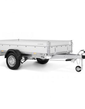 Avto prikolica SySTEMA nizki nakladalnik 750 kg 01